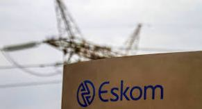 Eskom logo & power lines 5